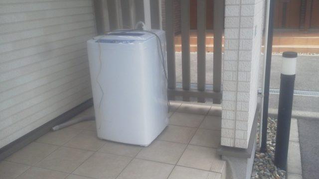 急なご依頼にも対応!洗濯機の即日回収にお喜びいただけました。