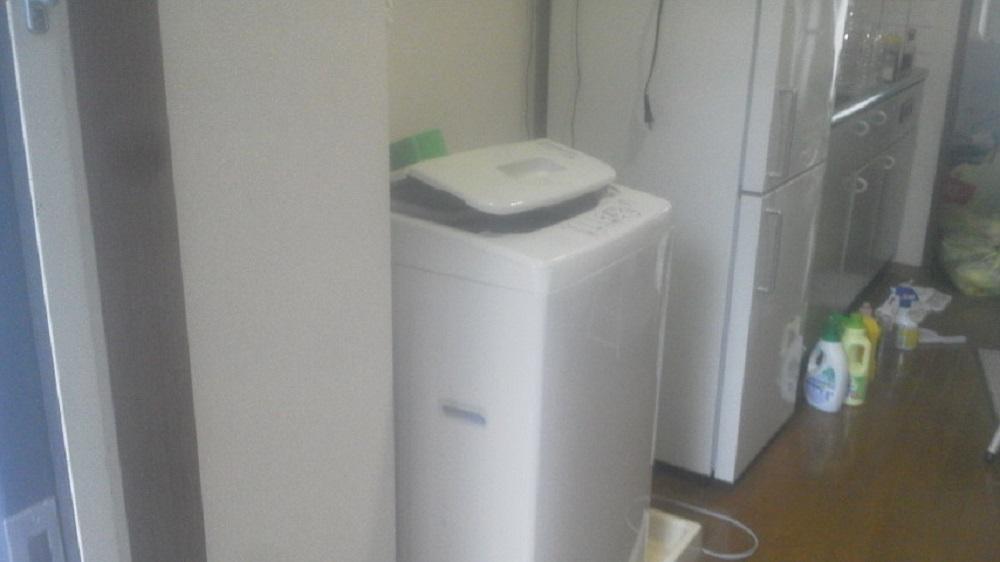 【佐渡市】不用品(洗濯機、冷蔵庫)処分ご依頼 お客様の声