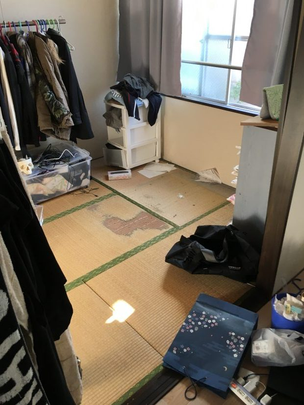 【新潟市中央区】引っ越しに伴う不用品回収☆希望日ピッタリの対応でご満足いただけたようです。
