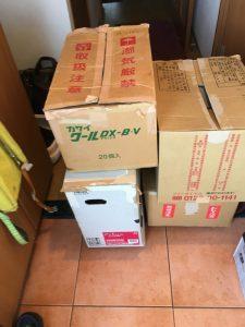 【新潟市】パソコン4台の回収☆カード払いにも対応しており、幅広い決済方法にご満足いただけました。