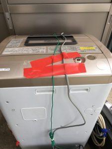 【新潟市江南区】洗濯機の回収☆スタッフの対応に「とても親切でたすかった。」とご満足いただけました!
