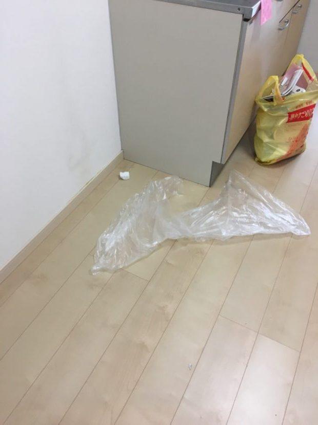 【新潟市東区大形本町】冷蔵庫1点の回収☆ご希望のお日にち・時間帯で対応でき、忙しいお客様にお喜びいただけました!