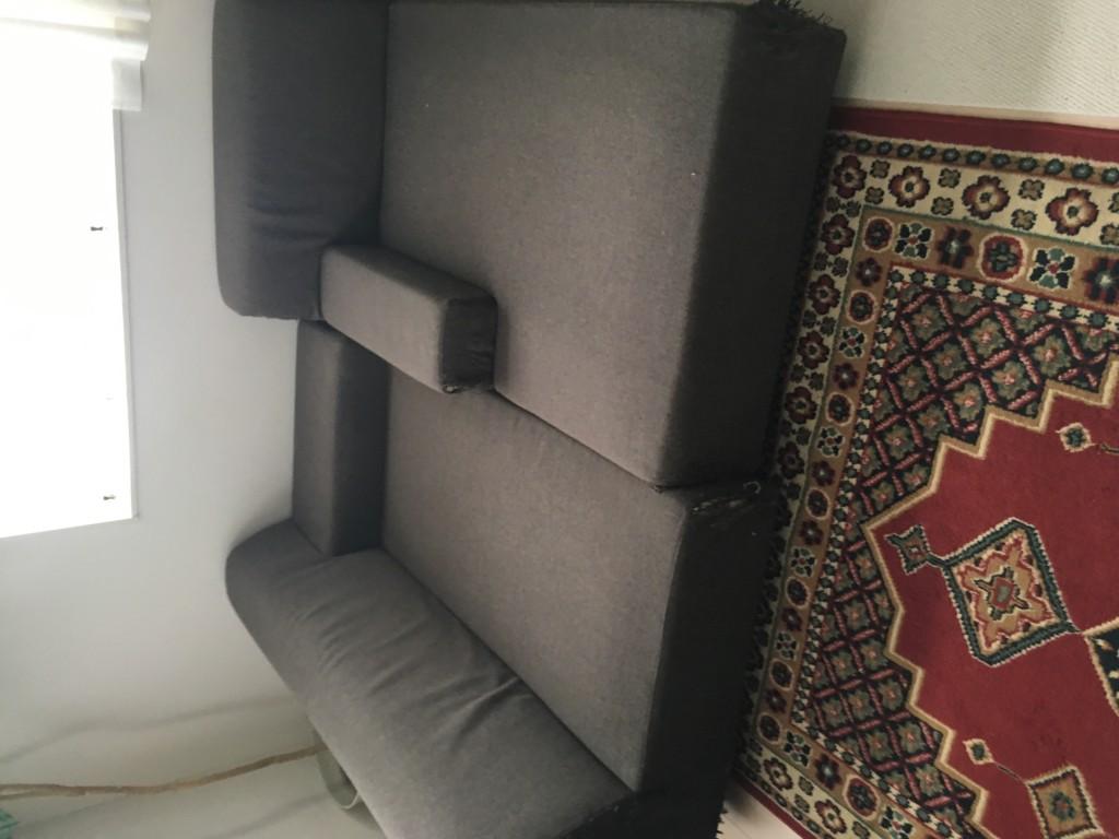 【新潟市秋葉区】3人用ソファの不用品回収・処分 お客様の声