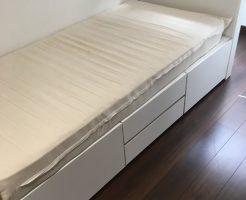 【新潟市北区】ベッドの出張不用品回収・処分ご依頼 お客様の声