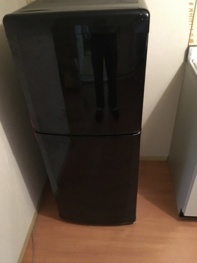 【新発田市】冷蔵庫、洗濯機、電子レンジ等の回収・処分ご依頼