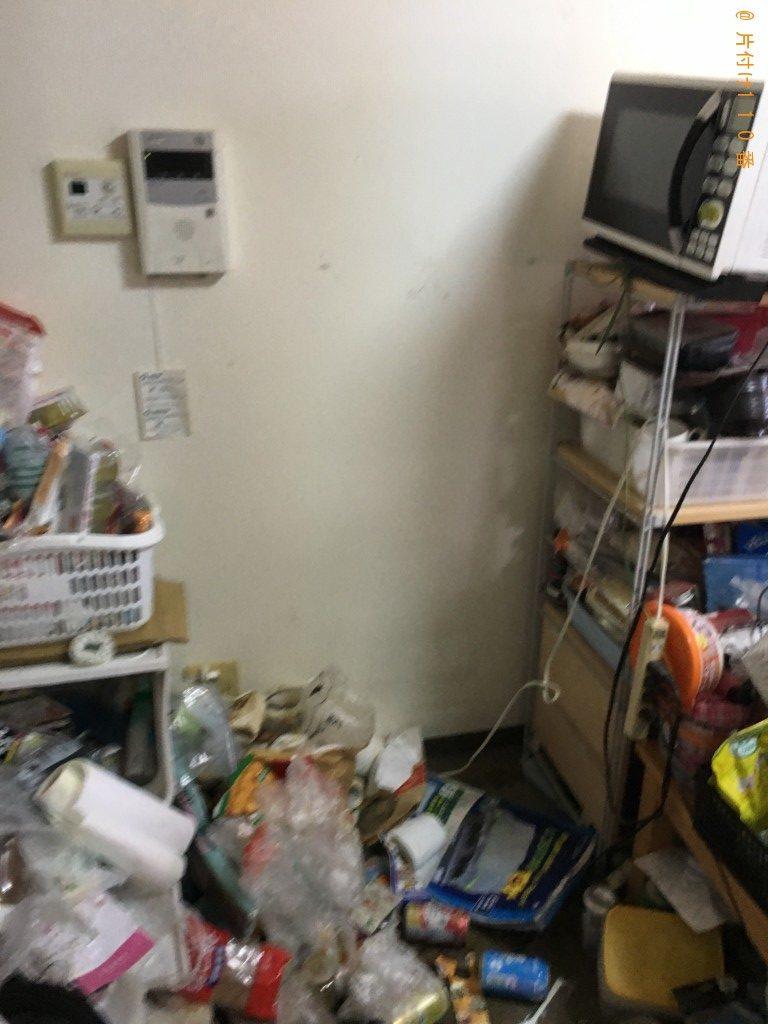 【新潟市西区】冷蔵庫の回収・処分ご依頼 お客様の声