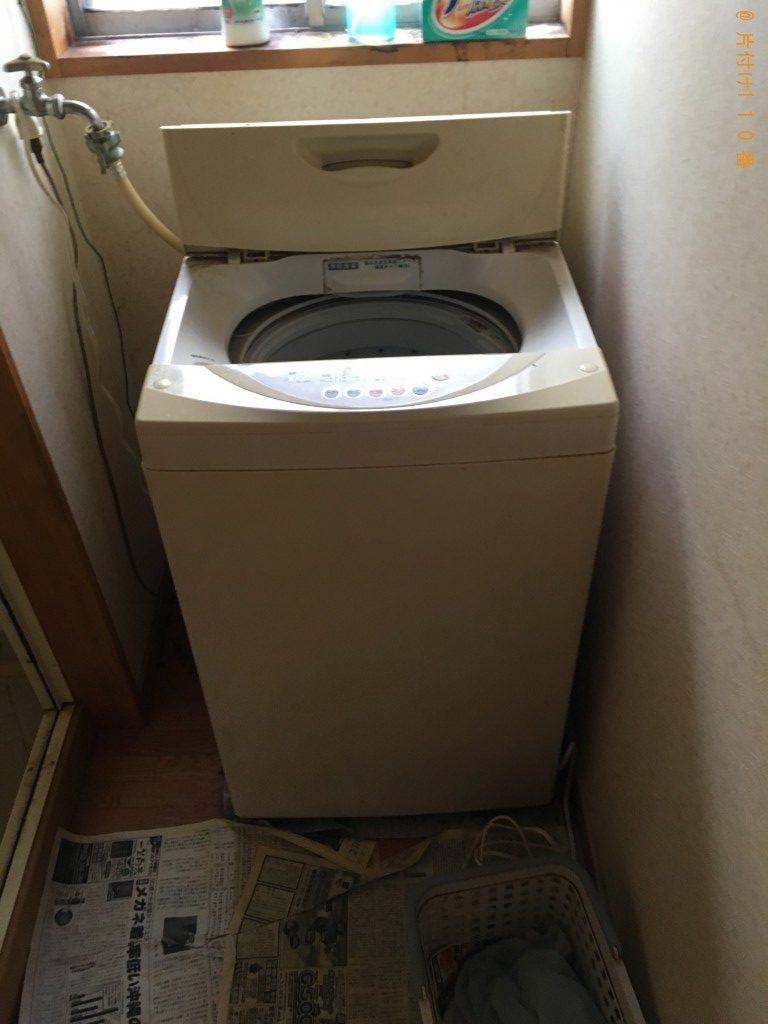 【新潟市西区】洗濯機、冷蔵庫、エアコン等の回収・処分ご依頼