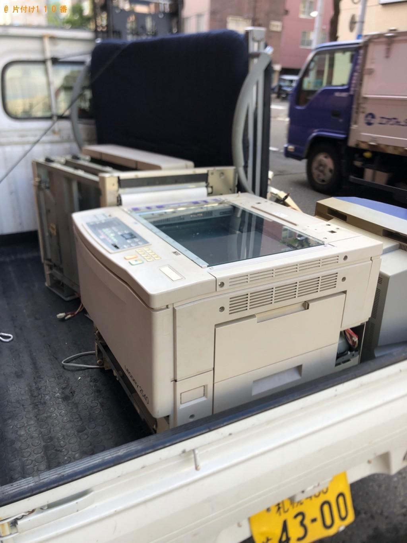 【新潟市】テレビ、ベッド、自転車、業務用コピー機等の回収・処分