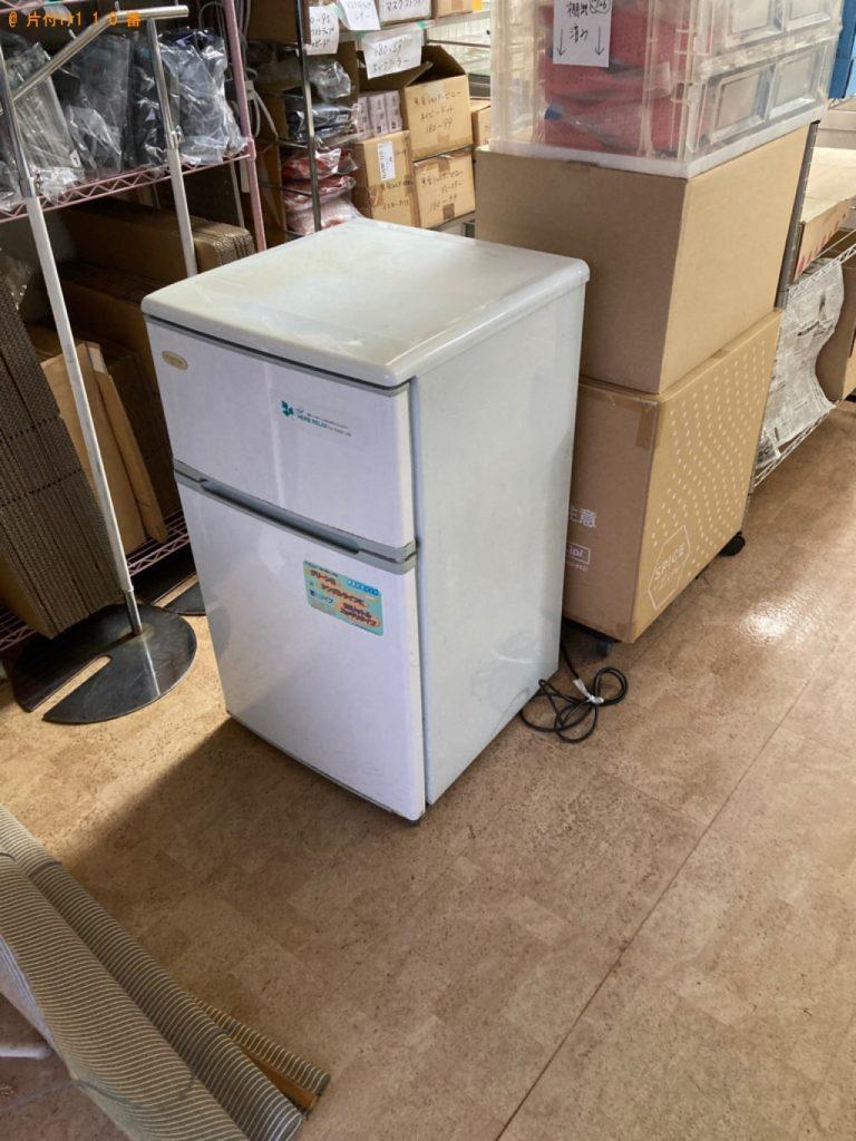 【新発田市】冷蔵庫の回収・処分ご依頼 お客様の声