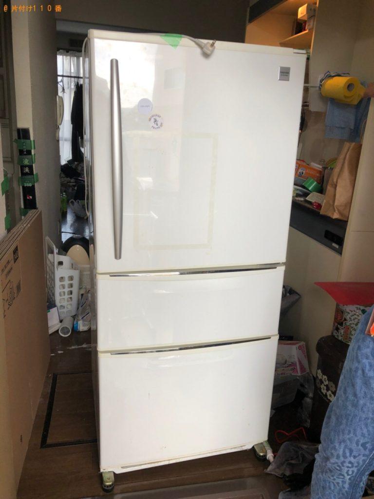 【三条市】冷蔵庫、洗濯機、ウレタンマットレス、一般ごみ等の回収