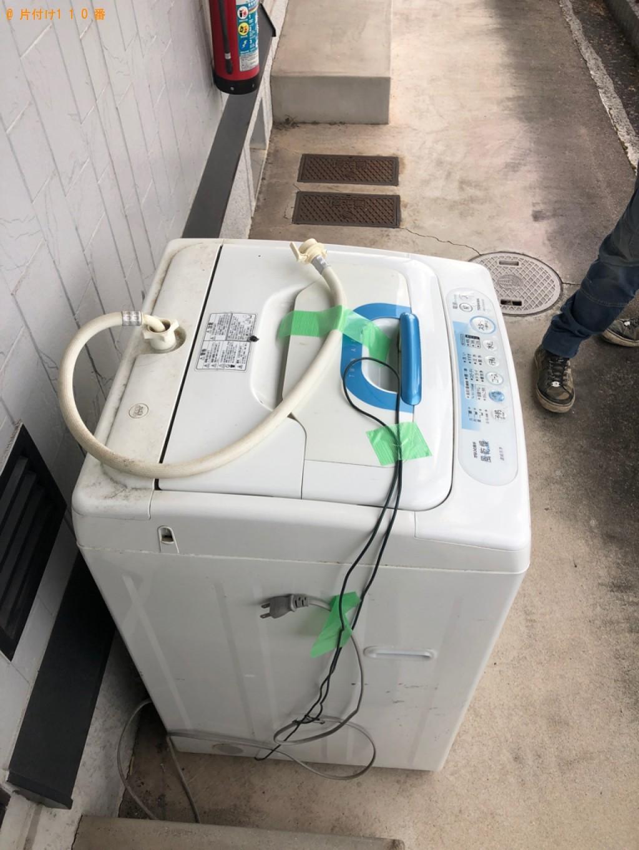 【新潟市】冷蔵庫、洗濯機、ウレタンマットレス、一般ごみ等の回収
