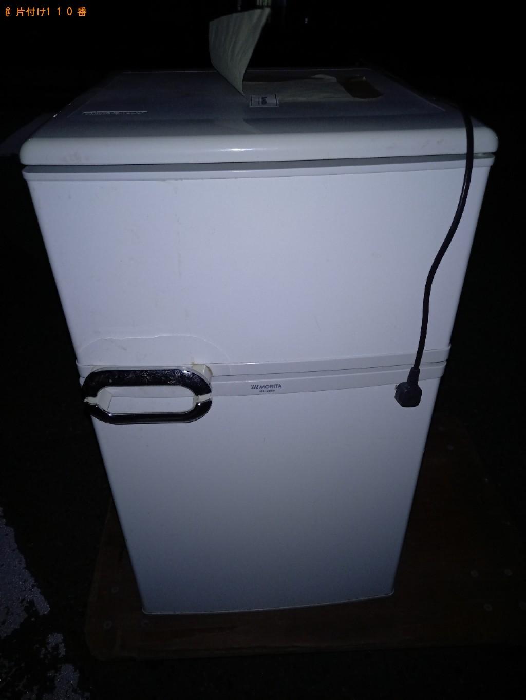 【新潟市】冷蔵庫の回収・処分ご依頼 お客様の声