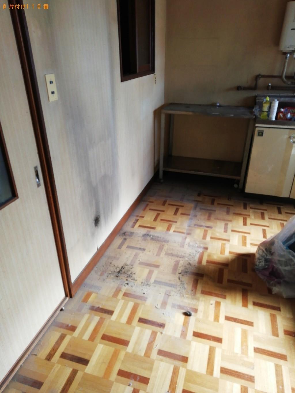 【新潟市】冷蔵庫、テレビ、洗濯機、衣類乾燥機、エレクトーンの回収