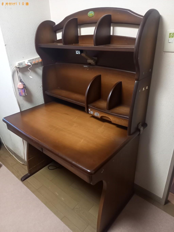 【新潟市】学習机の回収・処分ご依頼 お客様の声