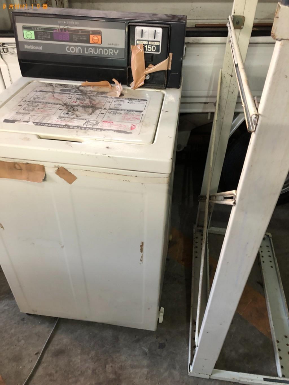 【新潟市】業務用洗濯機、乾燥機の回収・処分ご依頼 お客様の声