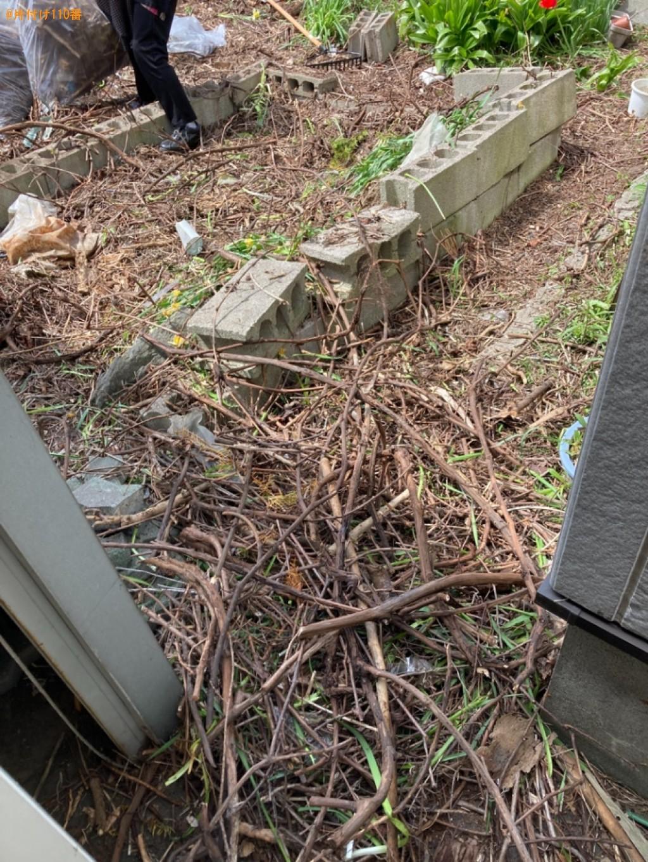 【新潟市】庭木の剪定と枝の回収・処分ご依頼 お客様の声